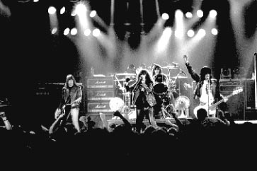 photo of Ramones by Craig Scoffone